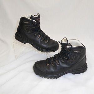 549e645f93a Raichle Mammut Black Hiking Boots Size 8.5 #1006